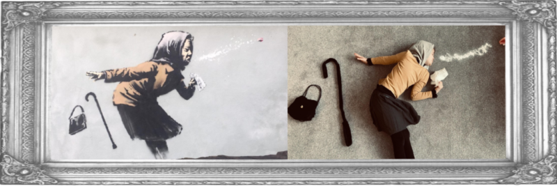 Aachoo by Banksy 2020 (Year 2)