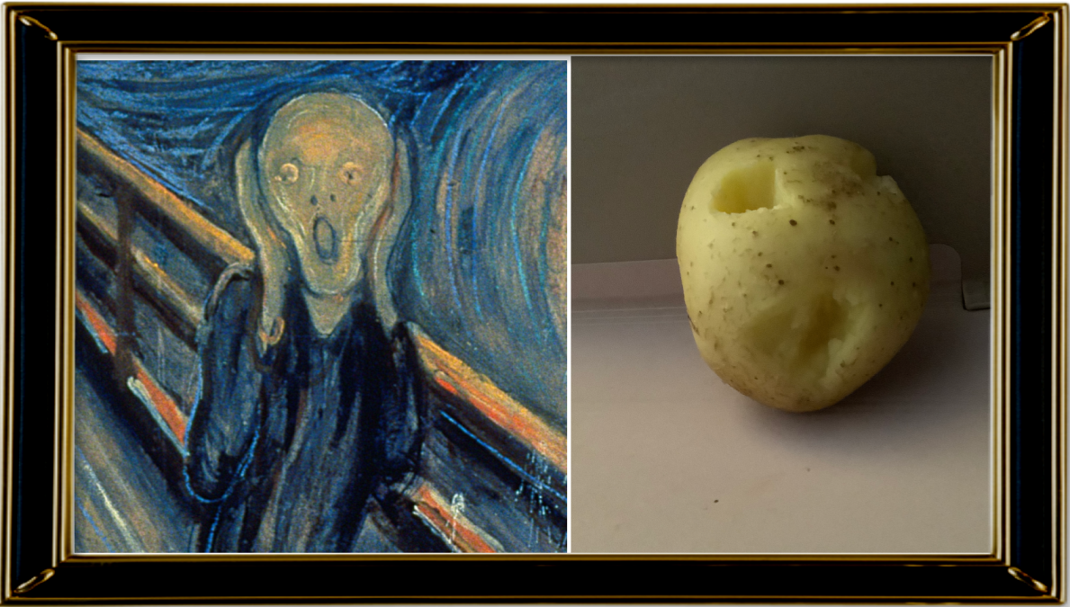 The Scream by Edvard Much 1893 (Year 5)