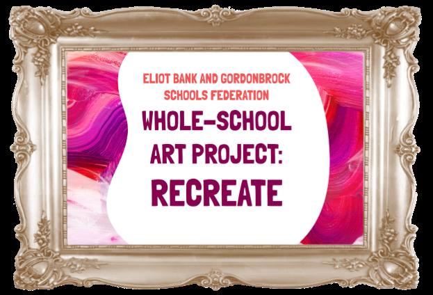 Recreate Art Project
