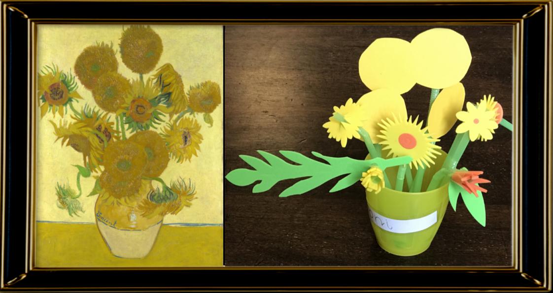Sunflowers by Vincent Van Gogh (Reception)