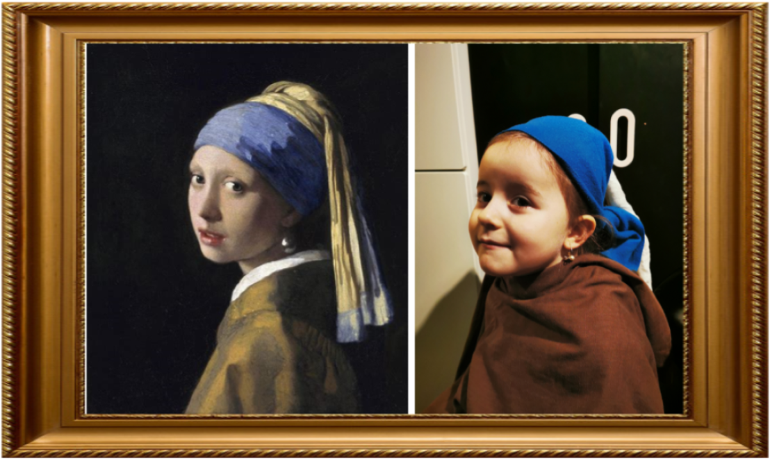Girl With A Pearl Earring by Johannes Vermeer, 1665 (Reception)
